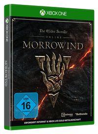 Hier klicken, um das Cover von The Elder Scrolls Online: Morrowind (XBox One) zu vergrößern