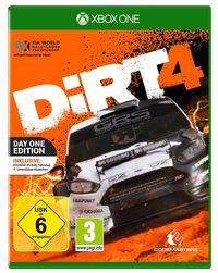 Hier klicken, um das Cover von DiRT 4 (Xbox One) zu vergrößern
