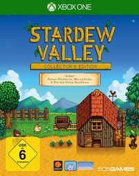 Hier klicken, um das Cover von Stardew Valley Collector's Edition (Xbox One) zu vergrößern