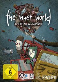 Hier klicken, um das Cover von The Inner World - Der letzte Windmoe~nch (PC) zu vergrößern