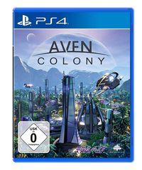 Hier klicken, um das Cover von Aven Colony (PS4) zu vergrößern