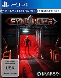 Hier klicken, um das Cover von Syndrome (PS4) zu vergrößern