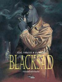 Hier klicken, um das Cover von Blacksad - Gesamtausgabe zu vergrößern