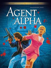 Hier klicken, um das Cover von Agent Alpha – Gesamtausgabe Band 1 zu vergrößern