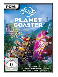 Hier klicken, um das Cover von Planet Coaster (PC) zu vergrößern