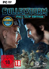 Hier klicken, um das Cover von Bulletstorm Full Clip Edition (PC) zu vergrößern