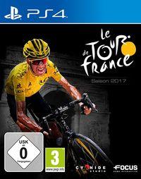 Hier klicken, um das Cover von Tour de France 2017 (PS4) zu vergrößern