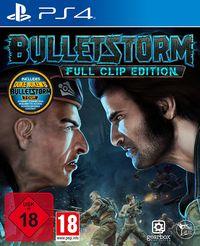 Hier klicken, um das Cover von Bulletstorm Full Clip Edition (Ps4) zu vergrößern