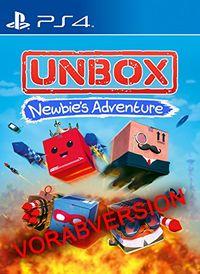 Hier klicken, um das Cover von Unbox (PS4) zu vergrößern