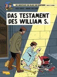 Hier klicken, um das Cover von Die Abenteuer von Blake und Mortimer – Das Testament des William S. zu vergrößern