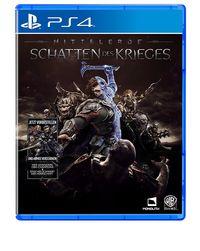 Hier klicken, um das Cover von Mittelerde: Schatten des Krieges -Standard Edition - (PS4) zu vergrößern