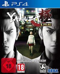 Hier klicken, um das Cover von Yakuza Kiwami D1 Edition SteelBook (PS4) zu vergrößern