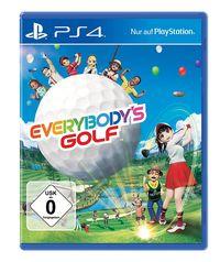Hier klicken, um das Cover von Everybody's Golf 7 (PS4) zu vergrößern