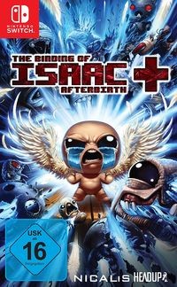 Hier klicken, um das Cover von The Binding of Isaac - After- (Switch) zu vergrößern