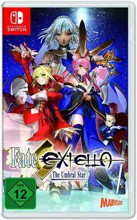 Hier klicken, um das Cover von Fate/EXTELLA: The Umbral Star (Switch) zu vergrößern