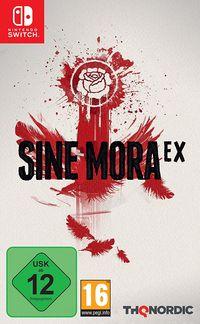Hier klicken, um das Cover von Sine Mora EX (Switch) zu vergrößern