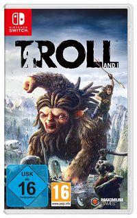Hier klicken, um das Cover von Troll & I (Switch) zu vergrößern