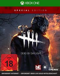 Hier klicken, um das Cover von Dead By Daylight - Special Edition (Xbox One) zu vergrößern