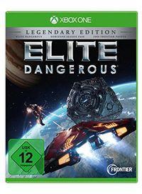 Hier klicken, um das Cover von Elite Dangerous - Legendary Edition - (Xbox One) zu vergrößern