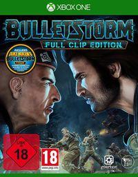 Hier klicken, um das Cover von Bulletstorm Full Clip Edition (Xbox One) zu vergrößern