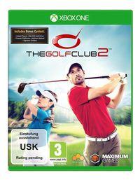 Hier klicken, um das Cover von The Golf Club 2 (Xbox One) zu vergrößern