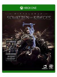 Hier klicken, um das Cover von Mittelerde: Schatten des Krieges -Standard Edition (Xbox One) zu vergrößern