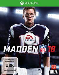 Hier klicken, um das Cover von Madden NFL 18 (Xbox One) zu vergrößern
