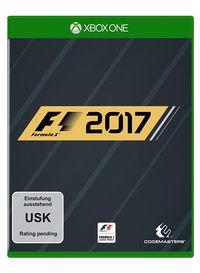 Hier klicken, um das Cover von F1 2017 Special Edition (Xbox One) zu vergrößern