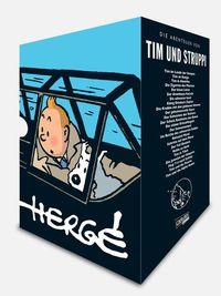 Hier klicken, um das Cover von Tim und Struppi - Gesamtausgabe zu vergrößern