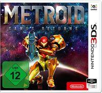 Hier klicken, um das Cover von Metroid Samus Returns (3DS) zu vergrößern