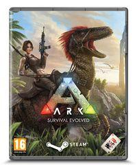 Hier klicken, um das Cover von ARK: Survival Evolved (PC) zu vergrößern