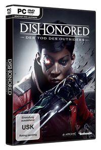 Hier klicken, um das Cover von Dishonored: Der Tod des Outsiders (PC) zu vergrößern