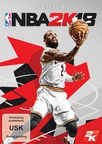 Hier klicken, um das Cover von NBA 2K18 (PC) zu vergrößern