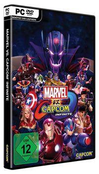 Hier klicken, um das Cover von Marvel vs. Capcom Infinite (PC) zu vergrößern