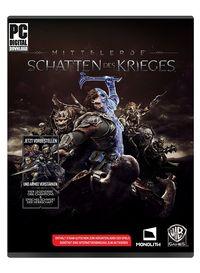 Hier klicken, um das Cover von Mittelerde: Schatten des Krieges -Standard Edition (PC) zu vergrößern
