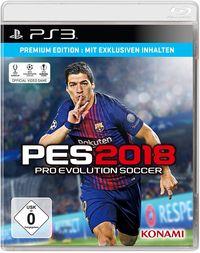 Hier klicken, um das Cover von PES 2018 (PS3) zu vergrößern