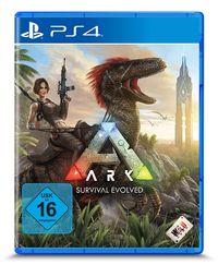Hier klicken, um das Cover von ARK: Survival Evolved (PS4) zu vergrößern