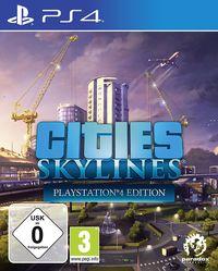 Hier klicken, um das Cover von Cities: Skylines (PS4) zu vergrößern