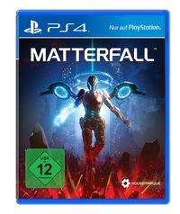 Hier klicken, um das Cover von Matterfall (PS4) zu vergrößern