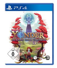 Hier klicken, um das Cover von Yonder: The Cloud Catcher (PS4) zu vergrößern
