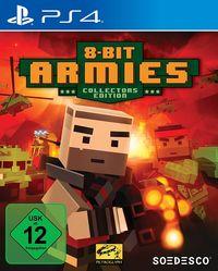 Hier klicken, um das Cover von 8 Bit Armies Collector's Edition (PS4) zu vergrößern