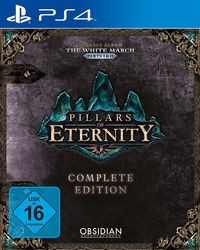 Hier klicken, um das Cover von Pillars of Eternity - Complete (PS4) zu vergrößern