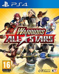 Hier klicken, um das Cover von Warriors All Stars (PS4) zu vergrößern