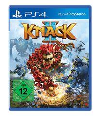 Hier klicken, um das Cover von Knack 2 (PS4) zu vergrößern