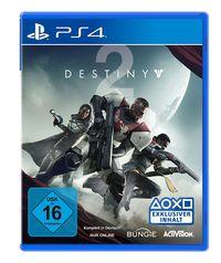 Hier klicken, um das Cover von Destiny 2 (PS4) zu vergrößern