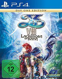 Hier klicken, um das Cover von Ys VIII - Lacrimosa of DANA (PS4) zu vergrößern