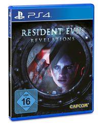 Hier klicken, um das Cover von Resident Evil Revelations (PS4) zu vergrößern