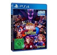 Hier klicken, um das Cover von Marvel vs. Capcom Infinite (Ps4) zu vergrößern
