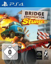 Hier klicken, um das Cover von Bridge Constructor Stunts (PS4) zu vergrößern