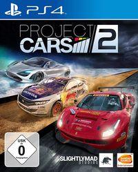 Hier klicken, um das Cover von Project CARS 2 (PS4) zu vergrößern